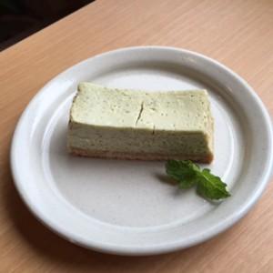 青じそのチーズケーキ