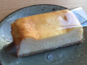 チーズケーキ2016